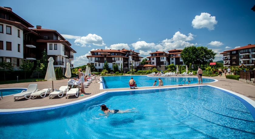 Poze hotel holiday village saint thomas - sozopol, bulgaria