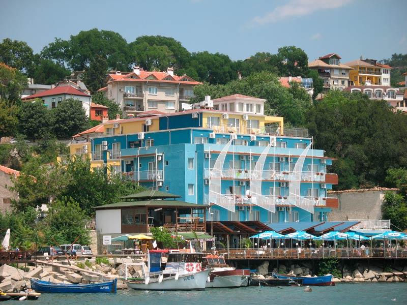 Лотос отель балчик болгария