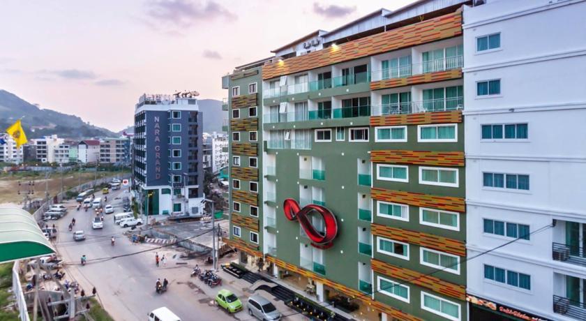 patong holiday 3 пхукет фото