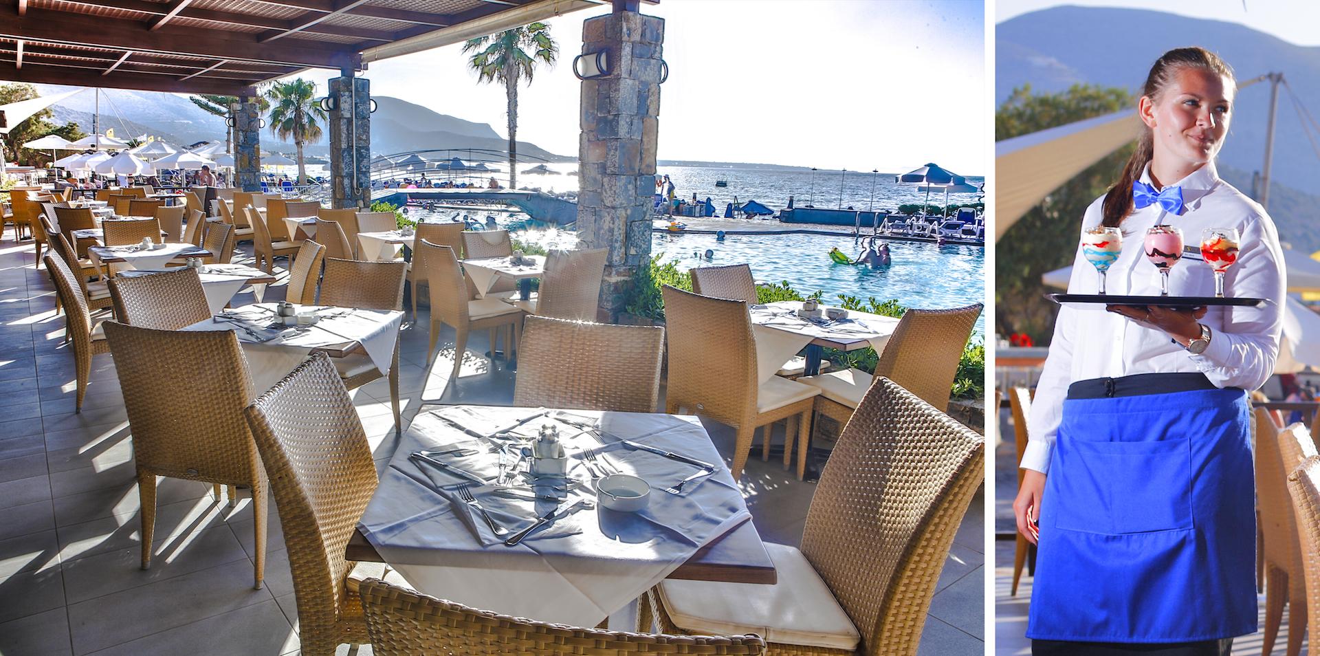 Hotel miramare high beach annex 4, о крит-ираклион, греция