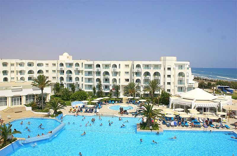 Тунис открывает Вам свое сердце....